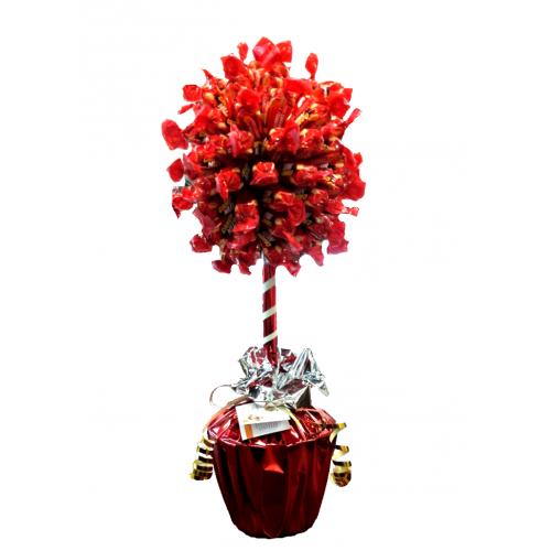 """""""Candy"""" laimės medis iš saldainių"""