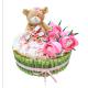 Surprise - tortas iš saldainių