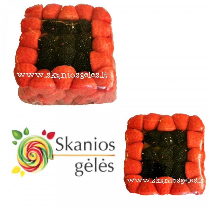 Gumi - 6 guminukų tortas 400 g