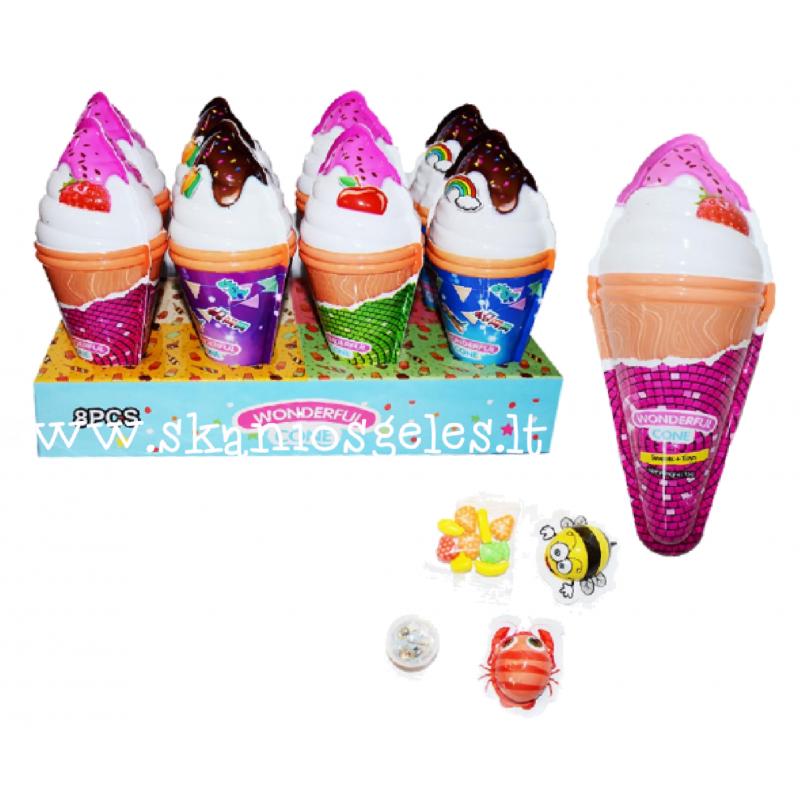 Saldainių rinkinys SKELETON 1 vnt