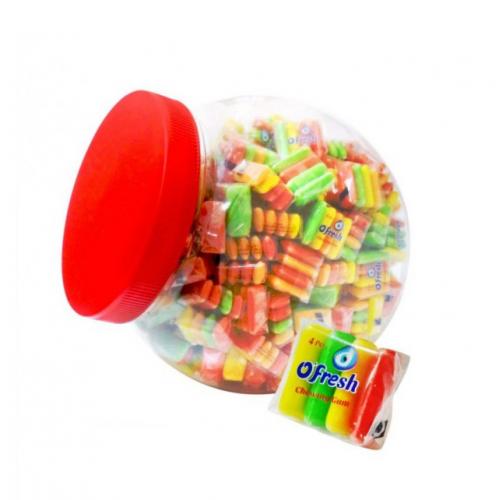 Kramtoma guma OFresh 4 vnt