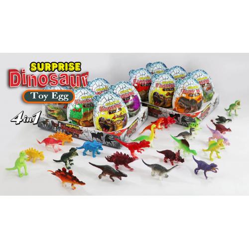 Kiaušinis su siurprizu Dinozaurai, 1 vnt