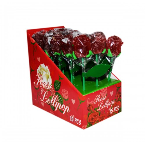 Marmeladas ant pagaliuko Rožė 38 g