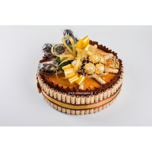 Royal Dream - tortas iš saldainių