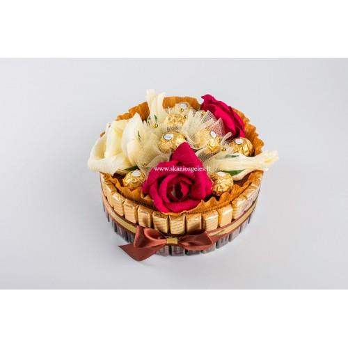 Royal Premium - tortas iš saldainių