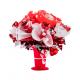 Rosso - puokštė iš saldainių