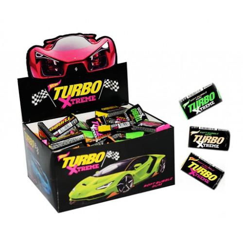 Kramtoma guma Turbo Xtreme 1 dėžutė ( 100 vnt.)