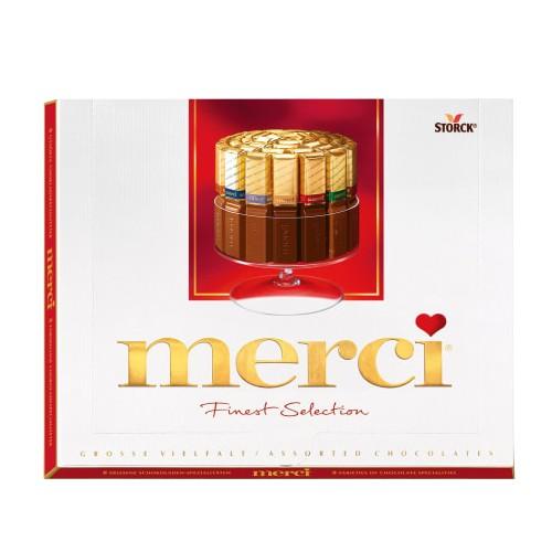 Mersi assorted chocolates 250g
