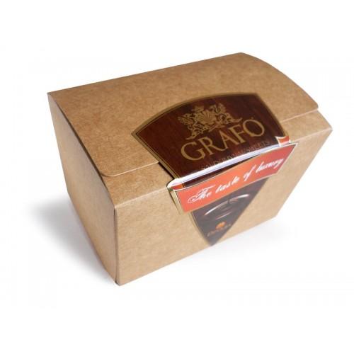 Džiovinti vaisiai juodajame šokolade 200g